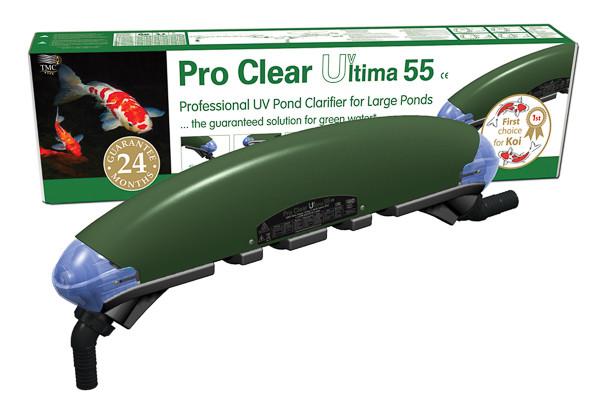 TMC Pro Clear UVC