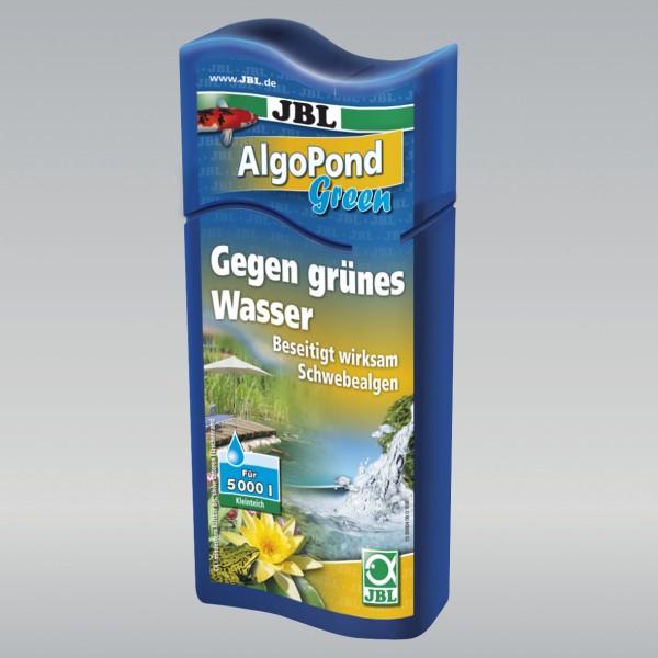 Mittel gegen grüne Schwebealgen