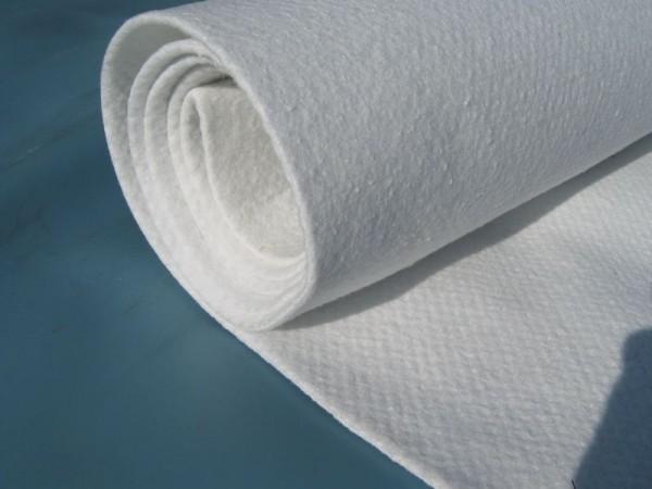 Teichvlies aus Polyesterfaser